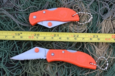 Нож складной G623S (оранжевый) Ganzo