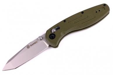 Нож складной G701 (зеленый, G-10) Ganzo, КНР