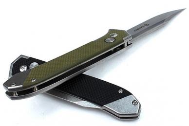 Нож G719 (зеленый) Ganzo, КНР