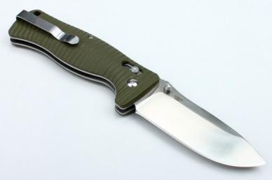Нож складной G720 (зеленый) Ganzo