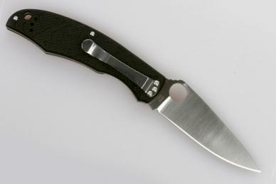 Нож складной G7321 (черный) Ganzo