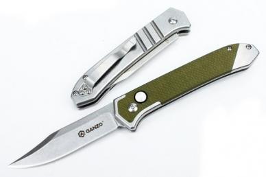 Нож складной G719 (зеленый) Ganzo