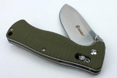 Нож G720 (зеленый) Ganzo, КНР