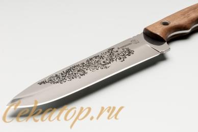 "Нож ""Ачиколь"" (клинок с узором) Кизляр"