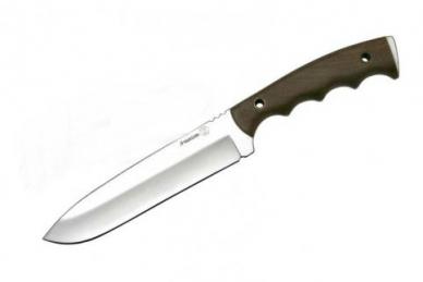 Нож Ачиколь с деревянной рукоятью, Кизляр, Россия