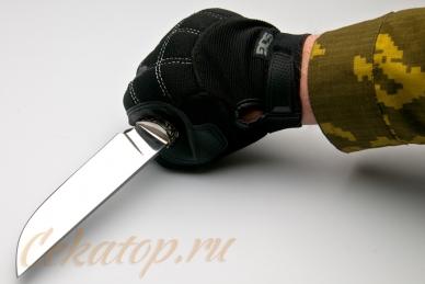 Нож Тигр (95Х18) Алексей Фурсач (Ворсма)