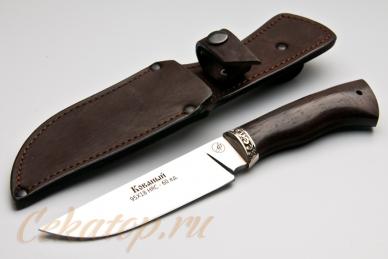 Нож и ножны Тигр (95Х18) Алексей Фурсач (Ворсма)