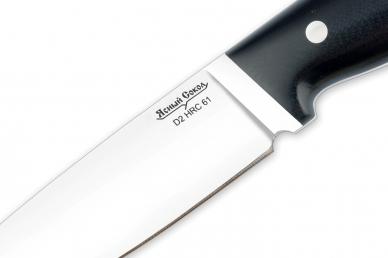 """Нож """"Амба"""" Н22 (сталь D2) Ясный Сокол, Россия, клеймо"""