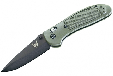 Нож складной Griptilian 551 OD Black Blade Benchmade