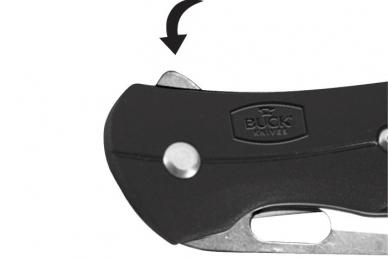 Складной нож Vantage Small Buck, США
