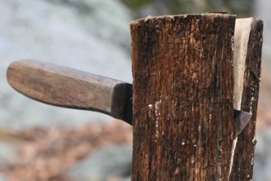 Нож Bushcraft Basic Knife 4''. Производитель: Condor, США