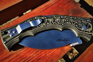 Нож складной Cold Steel Colossus 1 (сталь CTS XHP)