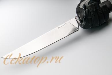 Нож Дагестанский Кизляр хват снизу