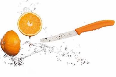 Нож Victorinox Swiss Classic (оранжевый)