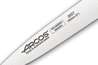 Нож для чистки овощей 10 см серии Clasica, ARCOS логотип