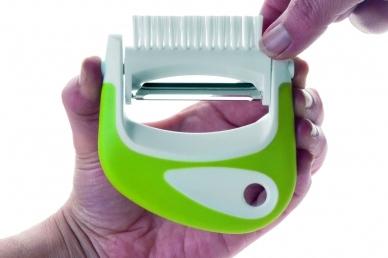 Нож для чистки овощей со щеткой, TimA размеры