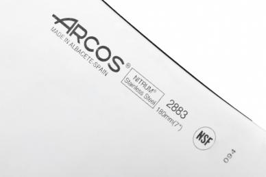 Нож для рубки мяса ARCOS 18 см серия Universal, ARCOS, логотип