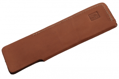 Нож складной Eagle Classic Talon (AUS-8, Honey Jigged Bone) Al Mar, ножны