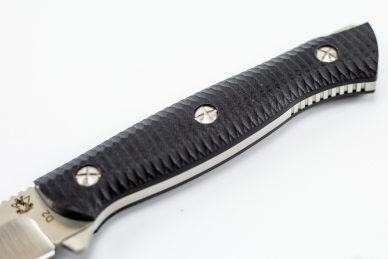 Надежный нож «Ермак» (Black) Steelclaw