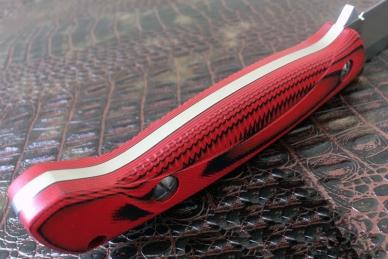 Надежный нож «Есаул» (Red-Black) Steelclaw
