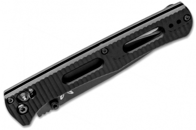 Складной нож Fact Black (сталь CPM-S30V) Benchmade, сложен