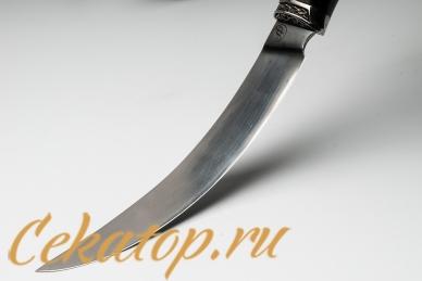Нож Филейный (95Х18) Алексей Фурсач (Ворсма), гибкость клинка