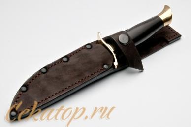 Финка НКВД СССР (сталь 95Х18) Лебежь, ножны