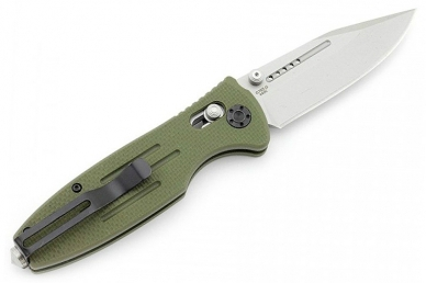 Нож G702 (зеленый) Ganzo