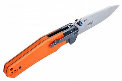 Нож складной G7491 (оранжевый) Ganzo
