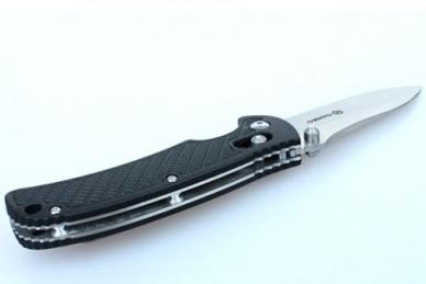Нож G726M (черный) Ganzo