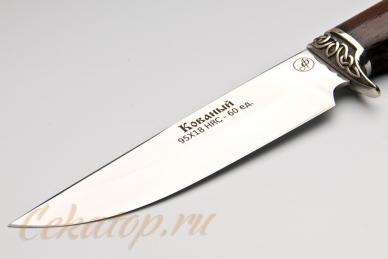 Нож Газель (95Х18) Алексей Фурсач (Ворсма), клинок