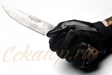 Нож Газель (ХВ5) Алексей Фурсач (Ворсма), Россия, клинок