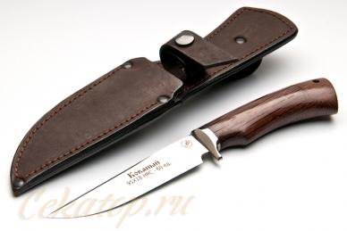 Нож и ножны Газель малая (95Х18) Алексей Фурсач (Ворсма)