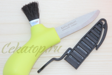 Нож грибника Mora Karl Johan