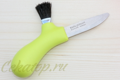 Mora Karl Johan mushroom knife