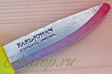 Mora Karl Johan mushroom knife - нож грибника