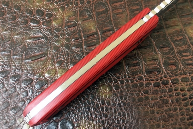 Удобный нож «Гроза» (Red-Black) Steelclaw