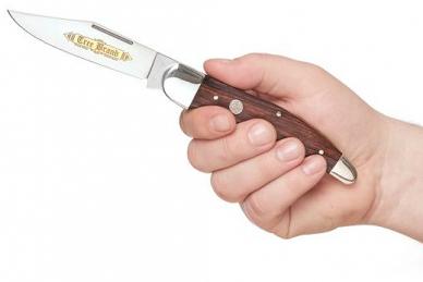 Складной нож Hunters Knife Classic Gold Böker Plus