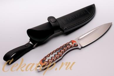 Нож и ножны «Бейбарс» (сталь K340) Лебежь, Россия