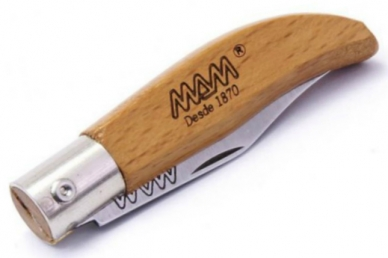 Складной нож Iberica (с чехлом) MAM, сложен