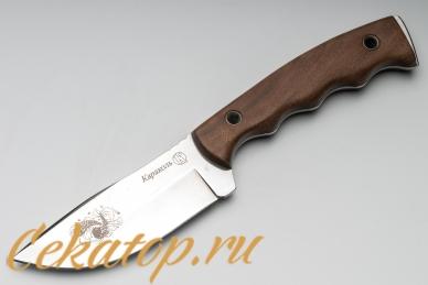 """Нож """"Караколь"""" (клинок с рисунком рыбы) Кизляр, Россия"""
