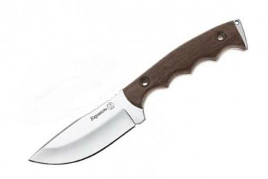 Нож Караколь с деревянной рукоятью, Кизляр, Россия