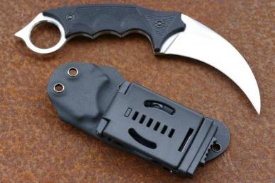Нож керамбит «Сакура» Steelclaw