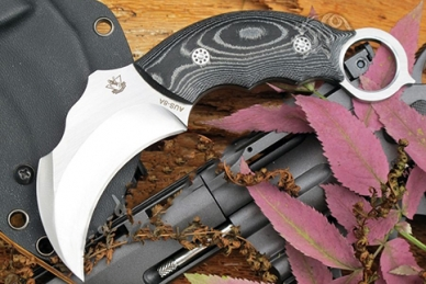 Нож керамбит «Скорпион» Steelclaw