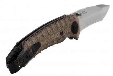 Нож Kiku Kiku Assisted (сталь VG-10) от SOG – складной нож для (сталь VG-10) SOG