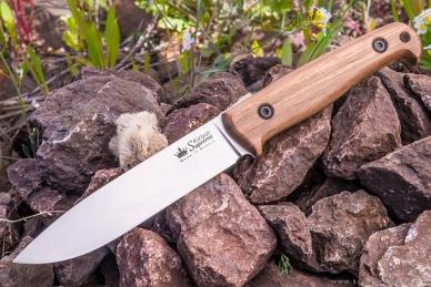 Нож Pioneer (Sleipner, Walnut) Kizlyar Supreme, Россия