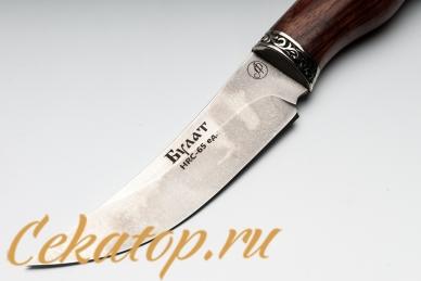 Нож Клык (литой булат) Алексей Фурсач (Ворсма), клинок
