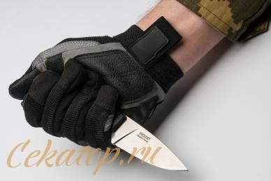 Нож разделочный Крот, Кизляр, хват сверху