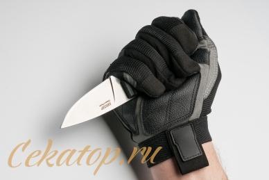Нож разделочный Крот, Кизляр, хват