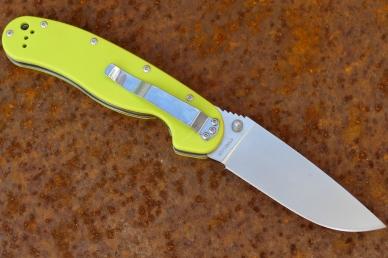 Нож складной «Крыса-6» (lime)